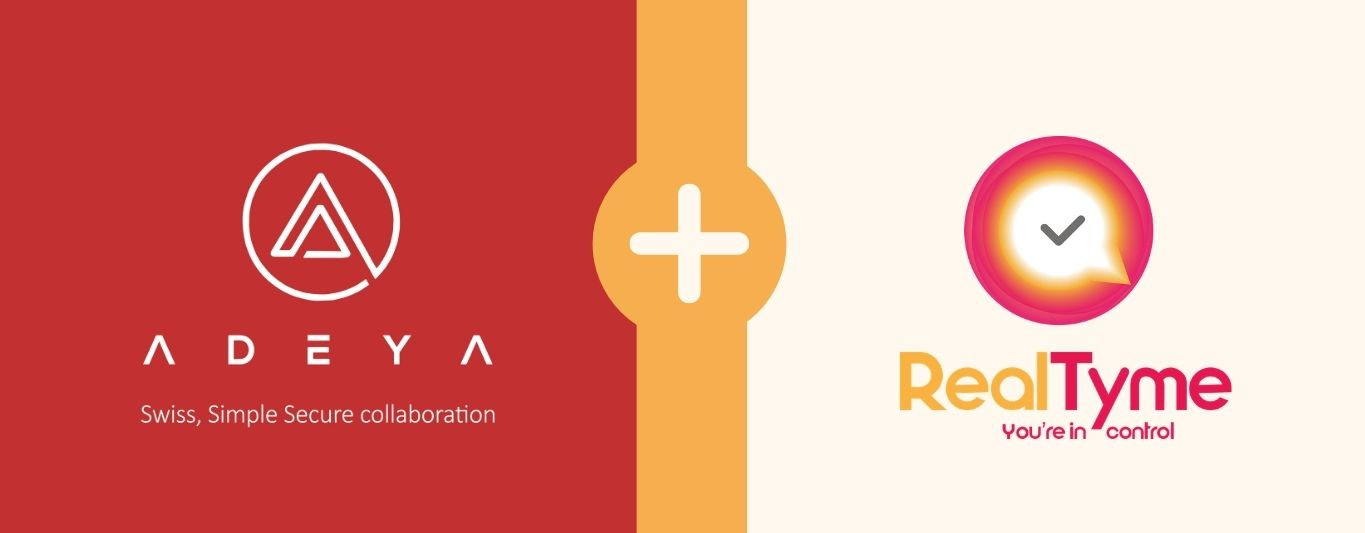 RealTyme Merges with Adeya to Launch Innovative Secure Collaboration Platform with Human-Centric Design